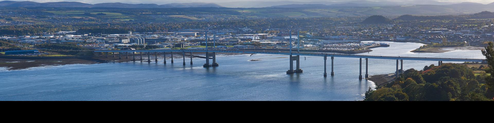 Kessock Bridge Inverness
