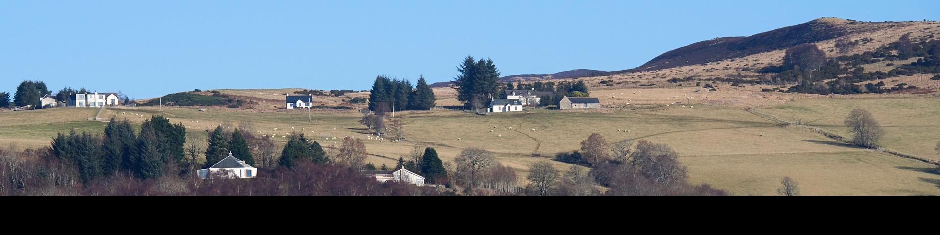 Drumnadrochit hill view