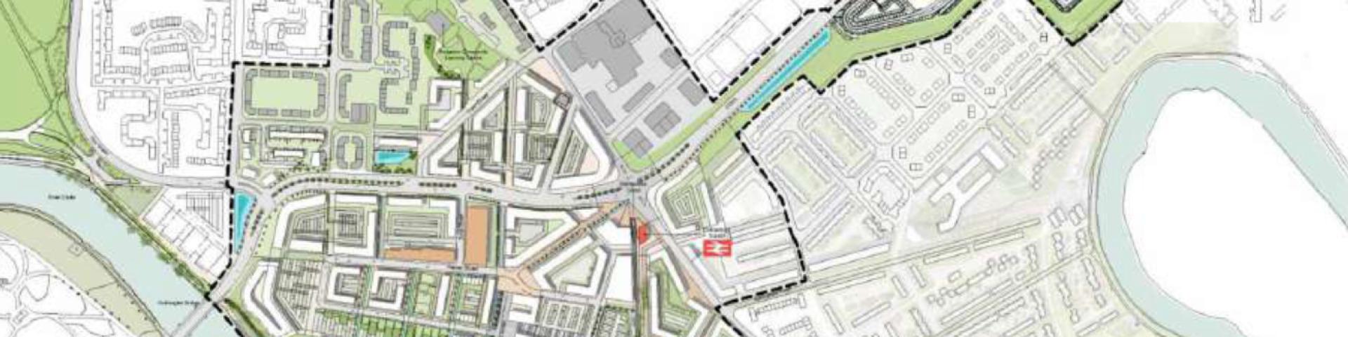 Image of Dalmarnock Plans