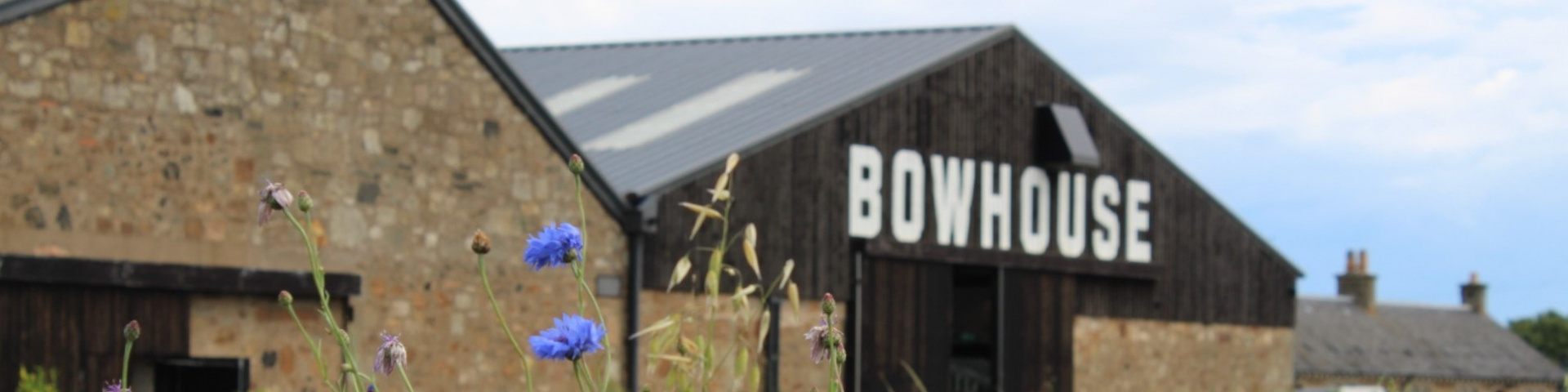 The Bowhouse production, gathering and market space