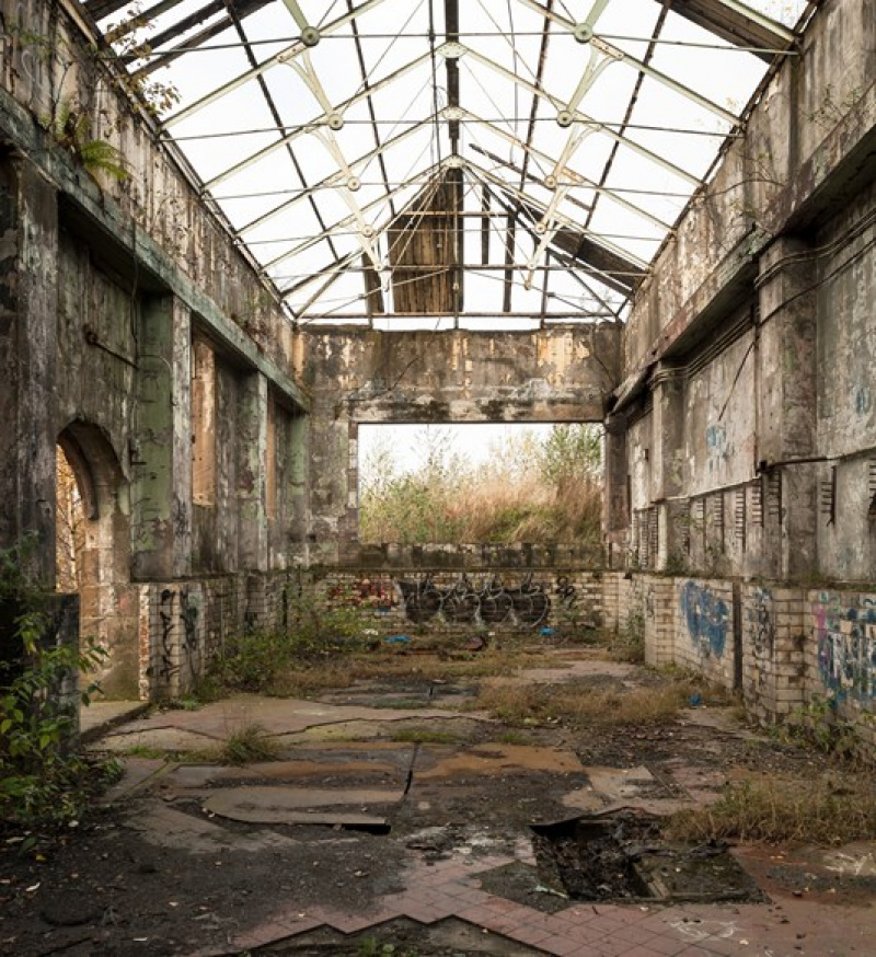 Vacant and Derelict Land