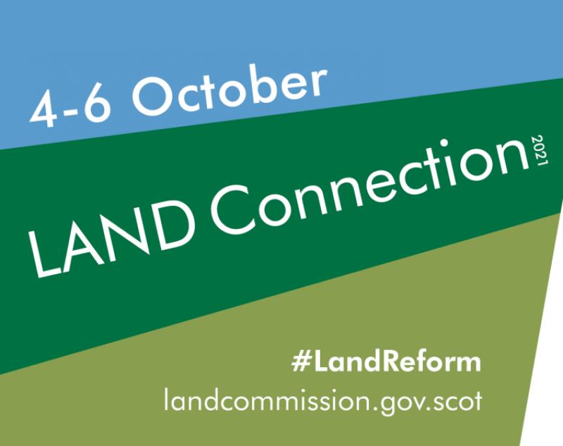 Land Connection 2021 logo