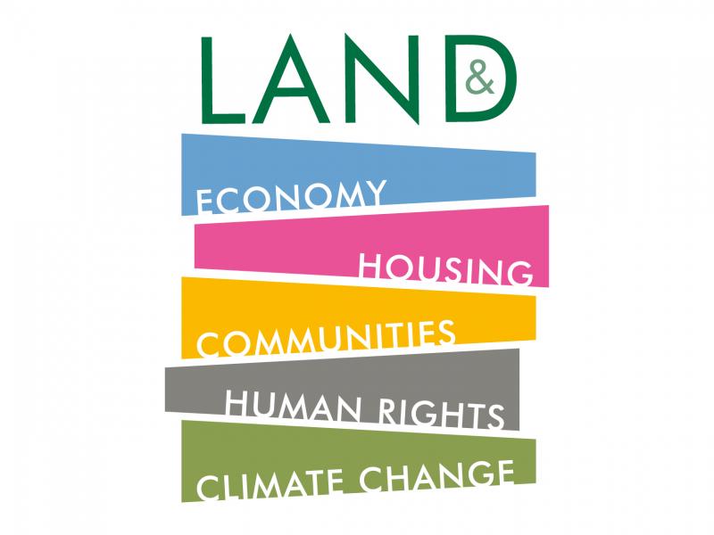 Land And logo