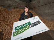 National Student Award winner Heloise Le Moal