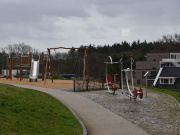 Children's playpark in the Anna's Hoeve development in Hilversum, the Netherlands (Courtesy Sebastian Dembski)