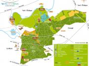 L'Arche de la Nature activity map