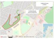 Culduthel Community Woods location map
